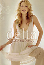 dvd : Delta the dvd - booklet