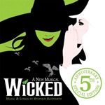 Wicked 5th anniversay cd | Delta and Leann Rimes duet on the song For Good